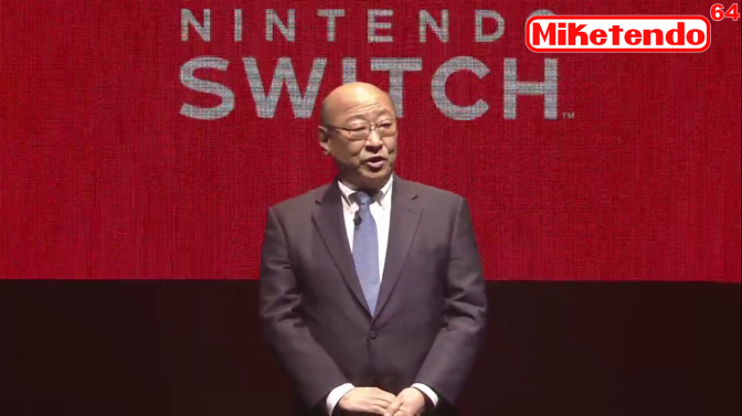 Nintendo Switch Confirmed! A Whole Lot of Titles and Information