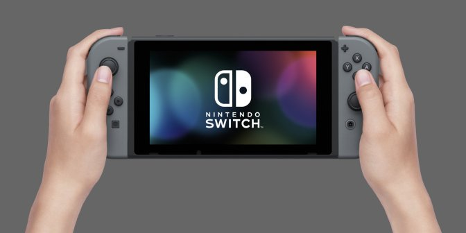 Nintendo's Switch Presentation: My Roller Coaster of Highlights
