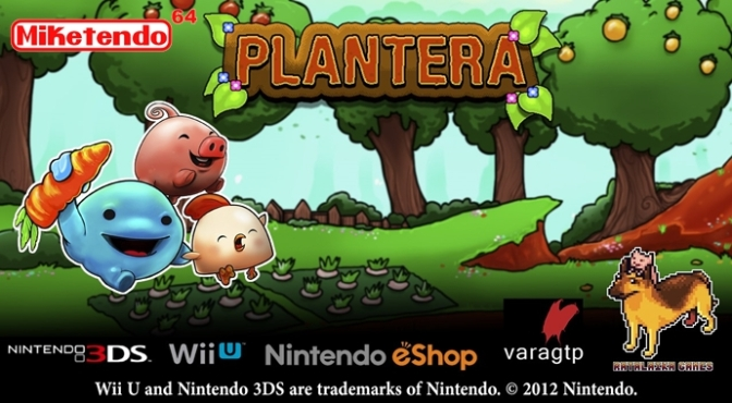 Exclusive! Ratalaika Games Reconfirm Plantera for Wii U & Show off a New Trailer