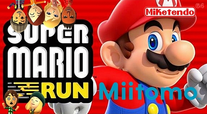 Guide: Bringing a Touch of Miitomo to My Nintendo & Super Mario Run