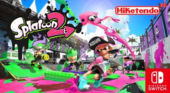 Preliminary Splatoon 2 Findings (A Squid Research Lab Report)