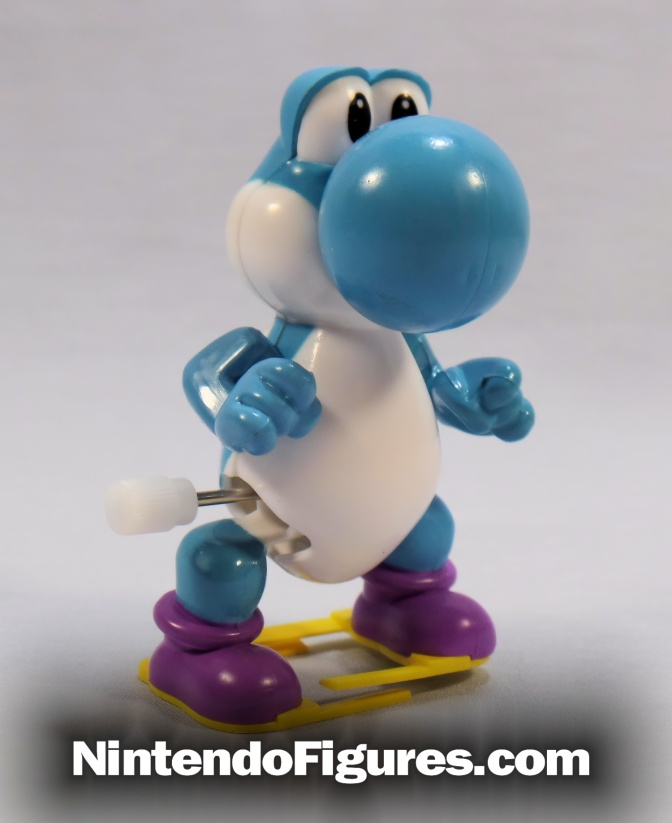 Tomy Yoshi Wind-Up Capsule Toy Review
