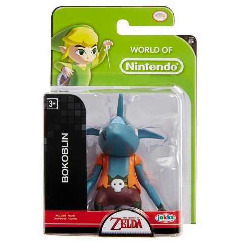 world of nintendo bokoblin zelda