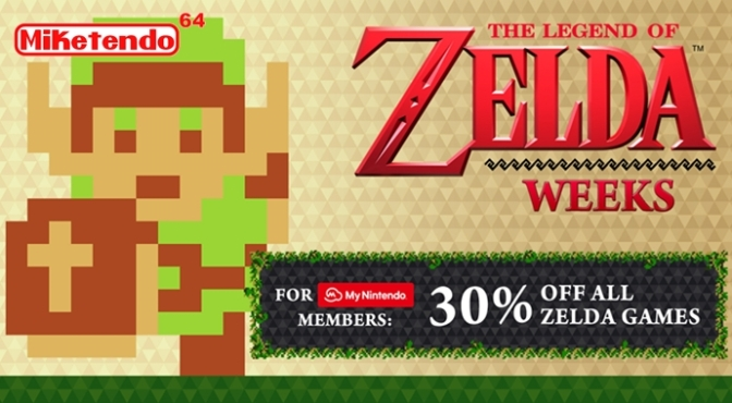 A Zelda Sale Not to be Missed! (Europe)