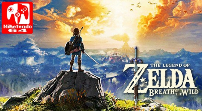 [Update] The Legend of Zelda: Breath of the Wild Gets the Version 1.1.1 Treatment