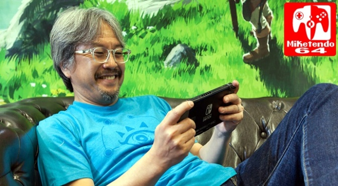 [Interview] A Quick fire Zelda Focused Interview with Eiji Aonuma
