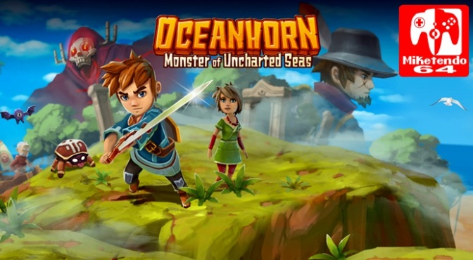 To Celebrate 1 Million Sales, an Oceanhorn Demo for Xbox One is Available for Download now