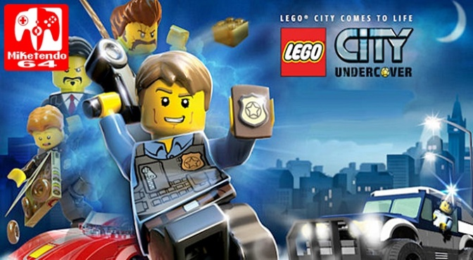 [Video] Come See LEGO City Undercover's 2 Player Co-op Mode in Action