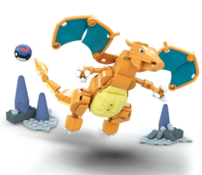 Pokemon Mega Construx Line Coming!