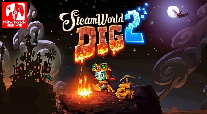 [Video] A Stranger in The Engine Room and a SteamWorld Dig 2 Q&A