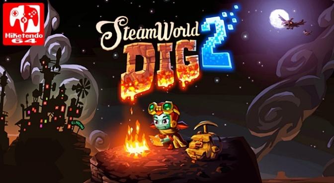 The Truth Behind SteamWorld Quest and a SteamWorld Dig 2 Q&A