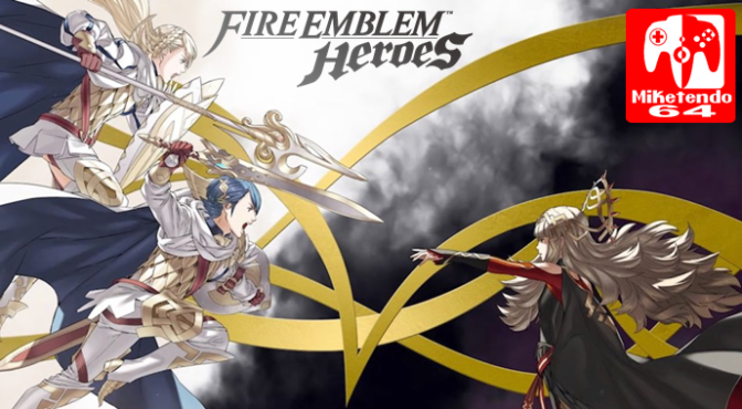 Ongoing Arena Issues sees 5 Orbs Distributed to All Players of Fire Emblem Heroes