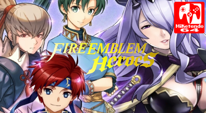 [Update] New Fire Emblem Heroes Update Version 1.1.1 is Available Now