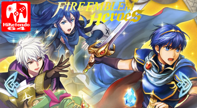 [Event] Grand Hero Ursula Makes Her Fire Emblem Heroes Debut on Mar10 Day!