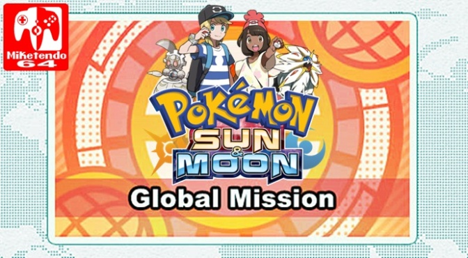 [Random] Victory is Ours! Pokémon Sun & Moon's 4th Global Mission is a Day 1 Success