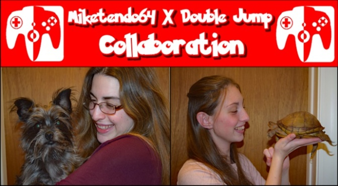 Miketendo64 X Double Jump Collaboration