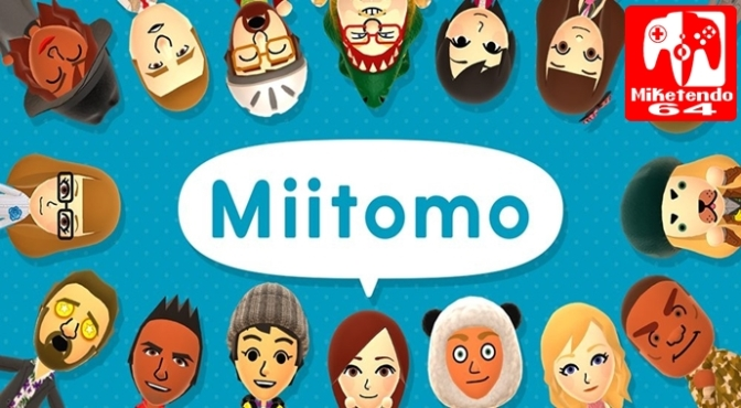 (Update) Miitomo's Sign-in Issues Should now be Resolved