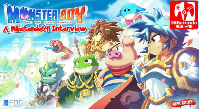 [Interview] Making Monster Boy and the Cursed Kingdom a Game to Remember