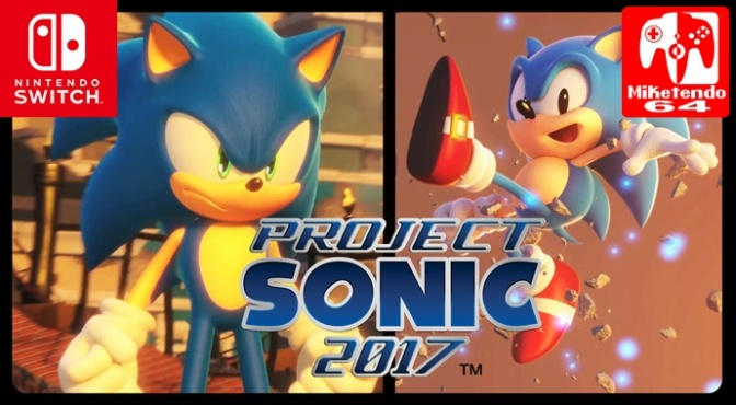 [Random] Good old Project Sonic 2017 Teasing Straight from SEGA