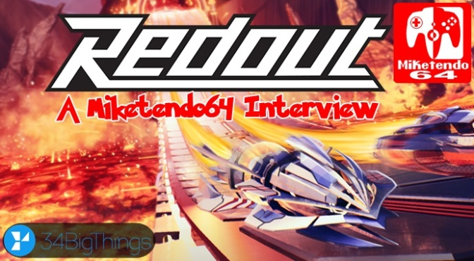 [Interview] Racing towards the Nintendo Switch (Redout)
