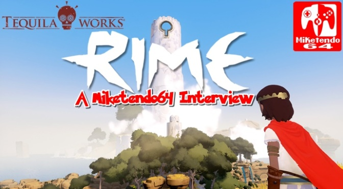 [Interview] A Boy, An Island and a Female Fox (RiME)