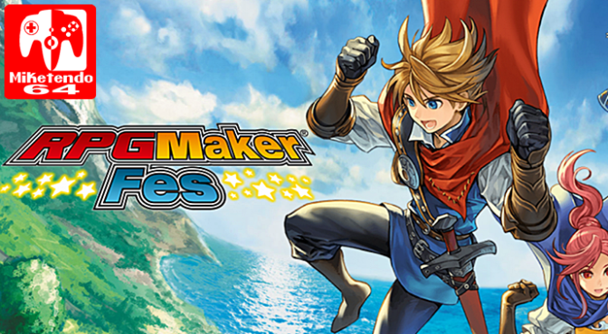 [Gallery] NIS America Show off new RPG Maker Fes Screenshots