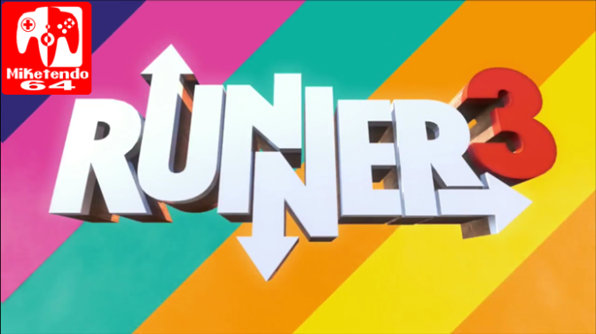 Confirmed For Switch! Runner3 By Choice Provisions