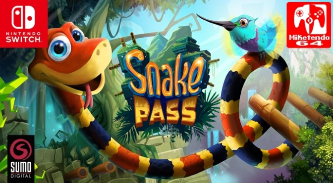 For $19.99 Snake Pass on Switch Can be Yours!
