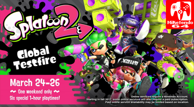 [Guide] Get Ready for Splatoon 2's Testfire with the Ultimate Lesson in the Testfire Arsenal
