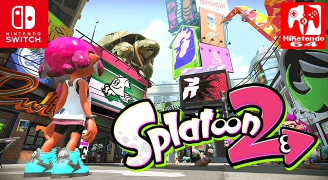 New to Splatoon 2! (Diadema Amphitheater)