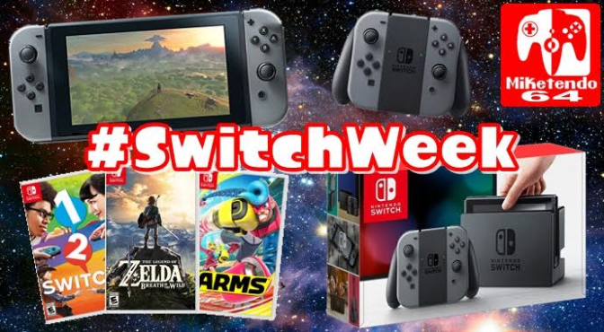 A Fairly Important #SwitchWeek Announcement
