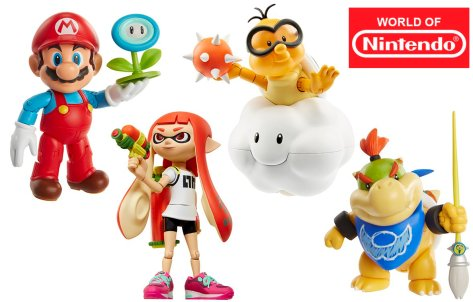 world of nintendo 4 inch figure new wave