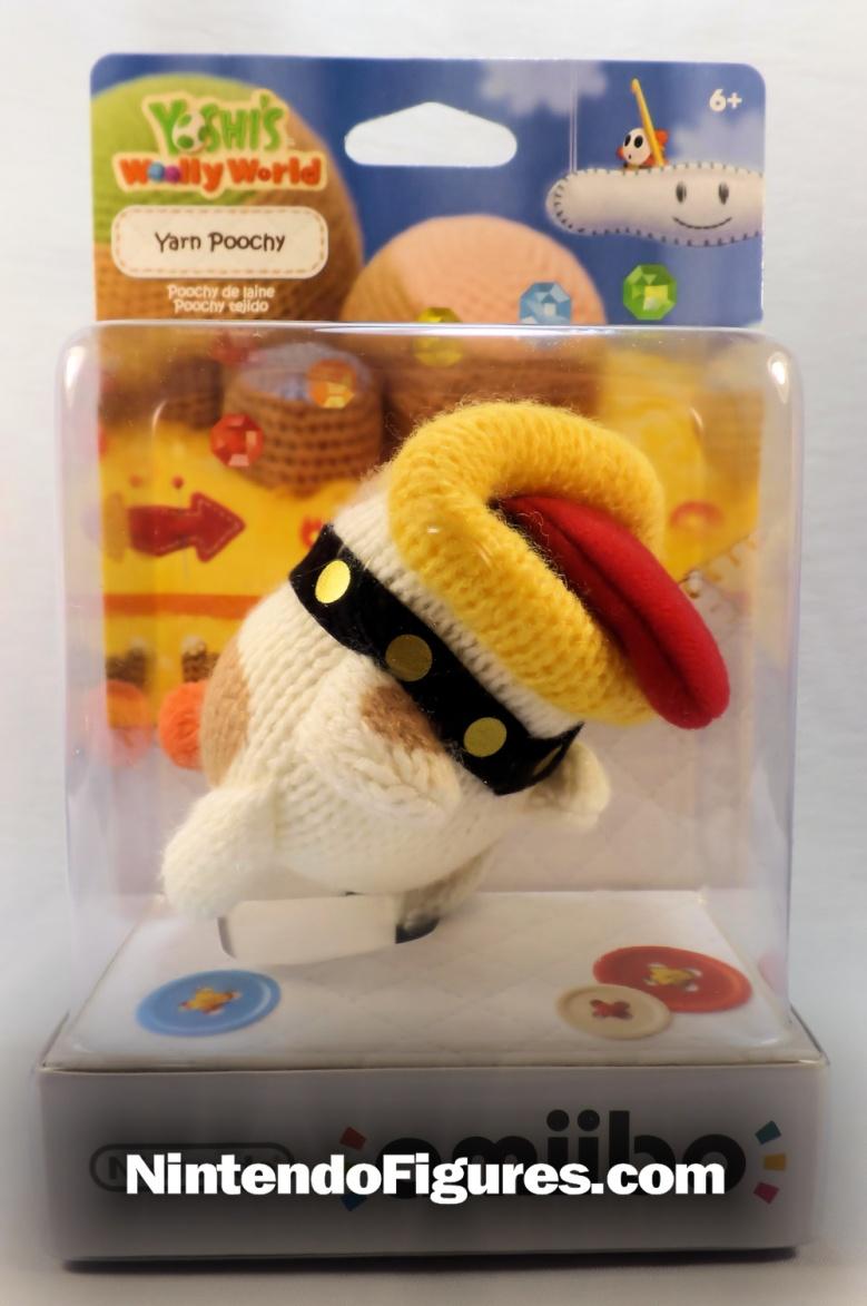 yarn poochy amiibo box