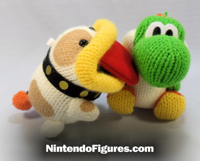 Yarn Poochy Amiibo Review