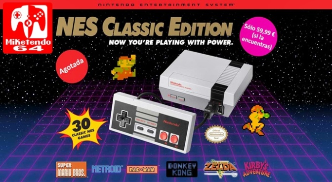 """NES Mini Production is Set To Continue"" Says Nintendo"