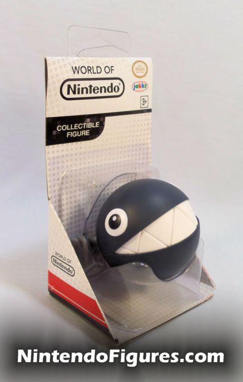 Chain Chomp World of Nintendo Box