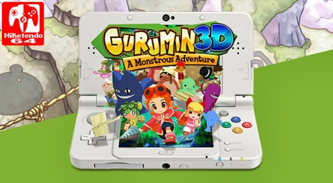 [Random] Physical Release of Gurumin Could Happen!