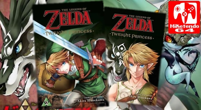 Twilight Princess Manga Vol 2 Available For Pre Order On Amazon & Release Dates Revealed