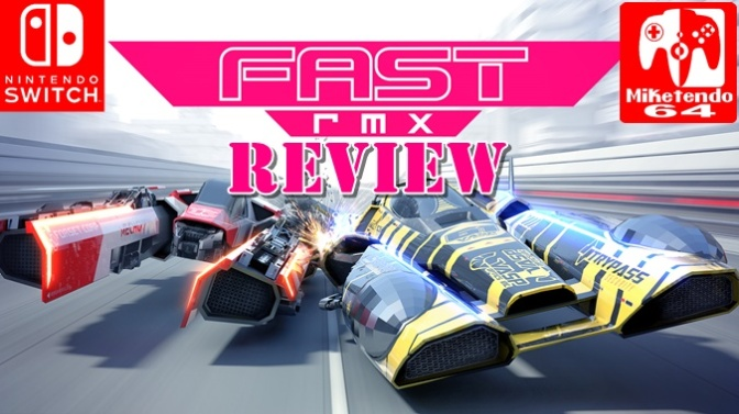 [Review] Putting the FAST in FAST RMX