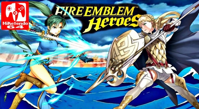Fire Emblem Heroes April Update Now Detailed In the In-Game Notifications