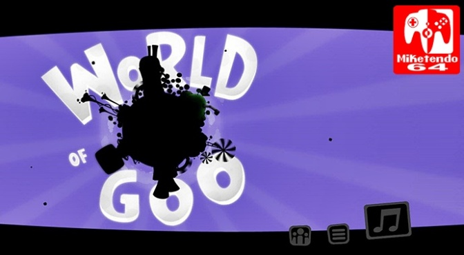 [Review] The Wonderful World of Goo