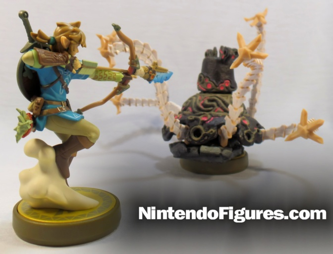 Guardian Zelda Breath of the Wild Amiibo Review