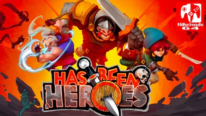 [Review] Old but Not Past It! The Has-Been Heroes are Ready for Battle