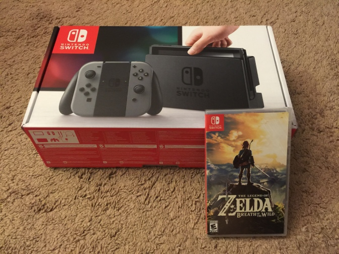Nintendo Switch First Impressions