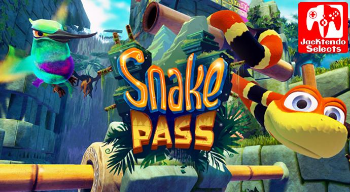 Jacktendo Selects - Snake Pass