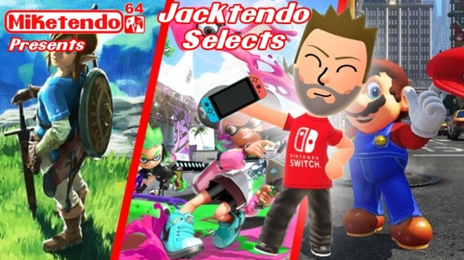 Jacktendo Selects: My Top 10 Switch Games of March 2017