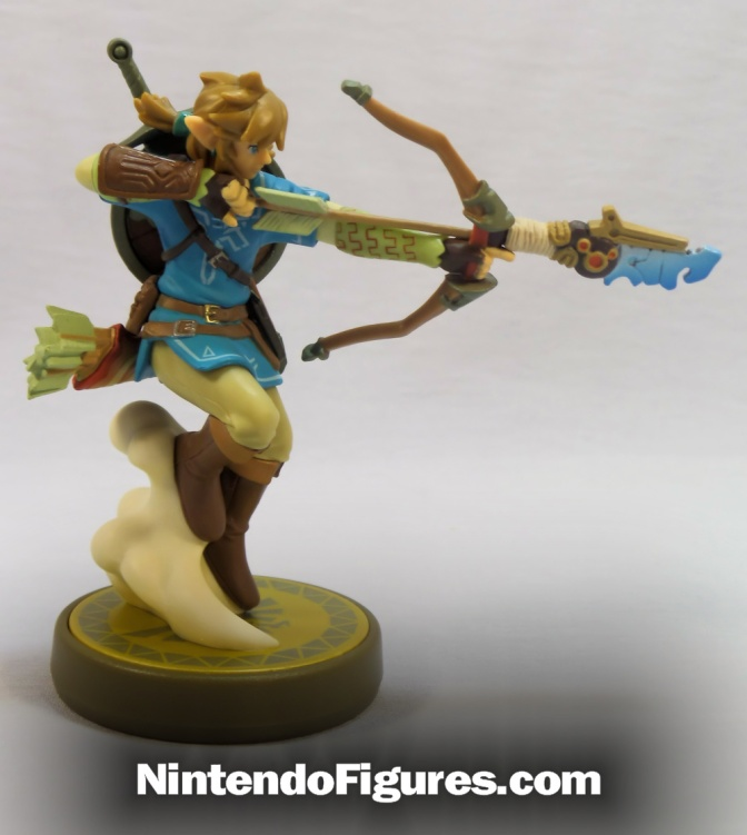 Link Breath of the Wild Amiibo Review