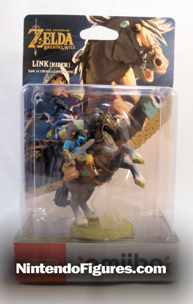 Link Rider Breath of the Wild Amiibo Review
