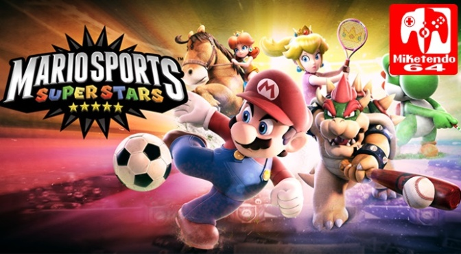 [Video] Complete Mario Sports Superstars Character Roster Includes Metal Mario and Pink Gold Peach