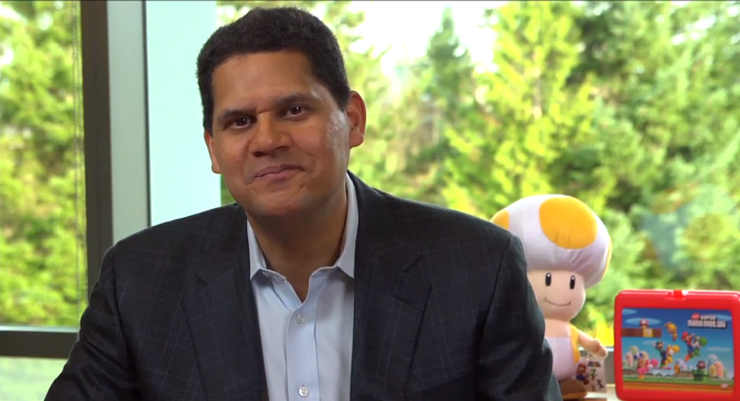 [Video] Reggie Promises E3 to be a BIG Year for Switch & 3DS During An Interview with Fox